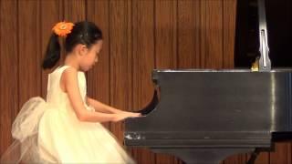 Chopin Waltz in A-flat Major Op. 69 No. 1, piano by Jennifer Liu