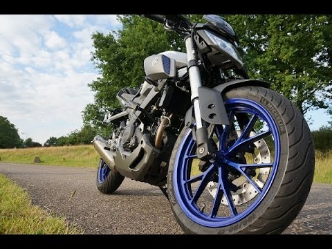 yamaha mt 125 walkaround details youtube. Black Bedroom Furniture Sets. Home Design Ideas