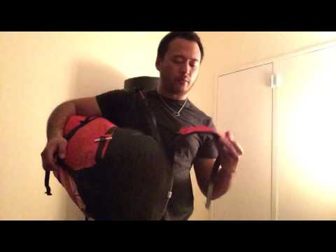 recognized brands pretty cool price reduced Impromptu Review: The North Face Shadow 40 + 10 Backpack ...