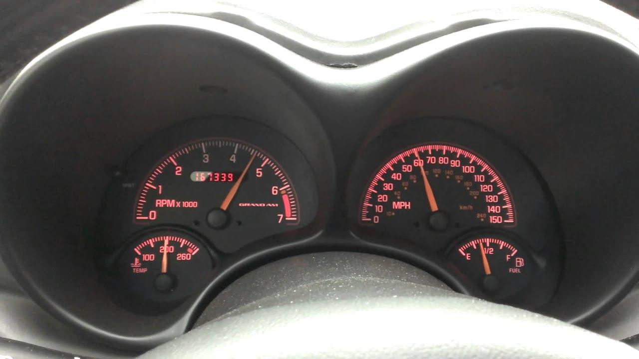 2003 Pontiac Grand Am Gt Plugged Catalytic Converter Youtube Prix 3800 Engine Diagram