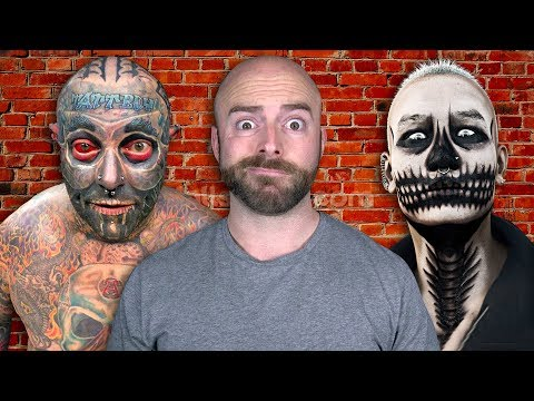 10 Extremely Strange Body Modifications People Actually Got!