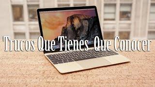 Trucos Macbook Que Tienes Que Conocer
