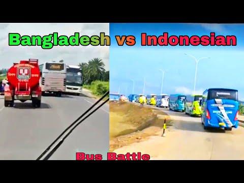 Bangladesh vs Indonesian