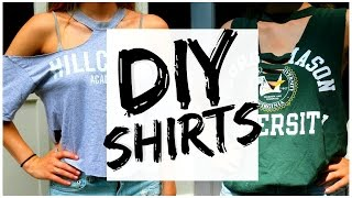 diy back to school clothes tumblr 2016 easy