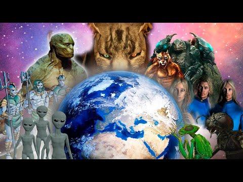 ¡Diese Außerirdischen Wesen Sind Unter Uns!