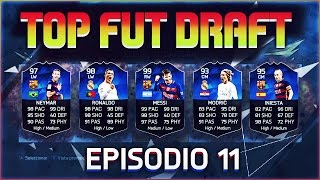 TOP FUT DRAFT 11 | 190 DE VALORACIÓN A TOPE!!!