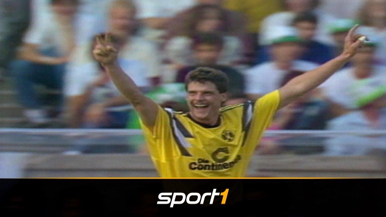 DFB-Pokal Klassiker: Norbert Dickel und das Spiel seines Lebens | SPORT1