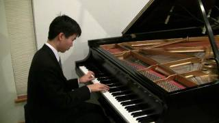 Take The 'A' Train by Billy Strayhorn - Evan Chow, pianist