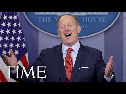 Thumbnail: Sean Spicer's Greatest Hits As White House Press Secretary To President Donald Trump | TIME
