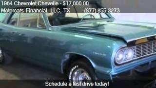 1964 Chevrolet Chevelle  for sale in Headquarters in Plano,