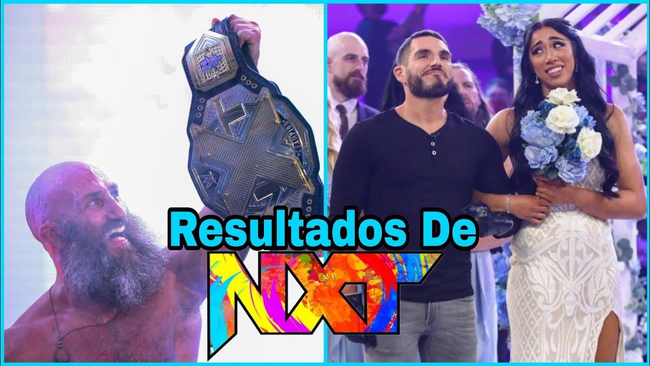 INICIA Una NUEVA ERA || RESULTADOS De NXT 14 De Septiembre De 2021: Tommaso Ciampa NUEVO CAMPEÓN