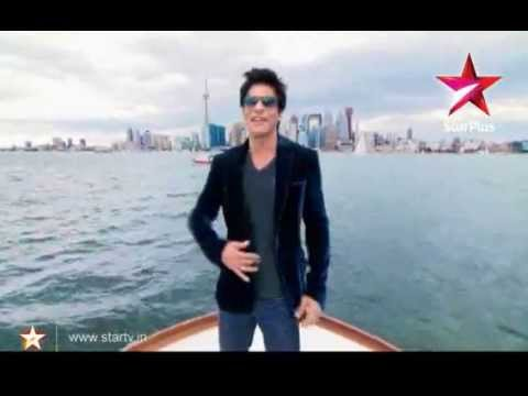EXCLUSIVE - Shahrukh Khan (SRK) Interview in IIFA Promotion 2011 | Toronto Canada | SRK Songs