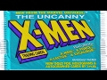 Jim Lee's X-Men: From Trading Cards to Comic Book Covers!