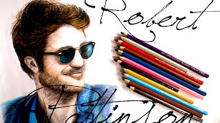 DRAWING ROBERT PATTINSON