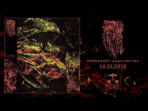 HISSING - Eulogy In Squalor (official audio)