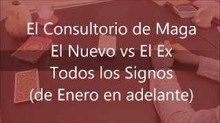 El Consultorio de Maga ~ El Nuevo vs El Ex, Todos los Signos, mediados de enero en adelante, 2018