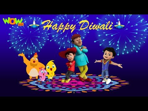 Diwali Special with Vir: The Robot Boy, Chacha Bhatija and Eena Meena Deeka!