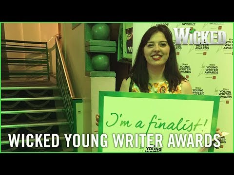 Wicked UK | 2017 Wicked Young Writer Awards Ceremony