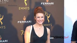 Courtney Hope at the Television Academy's Performers Peer Group Celebration