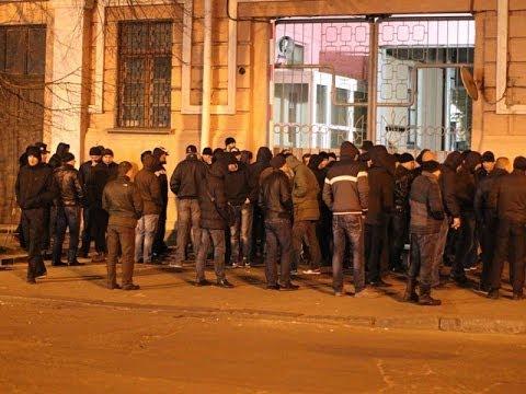 В Киеве начали арестовывать бойцов спецподразделения «Беркут»