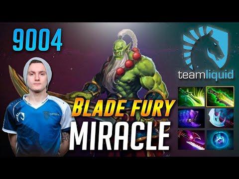 Miracle Juggernaut Blade Fury vs DENDI   9004 MMR Dota 2