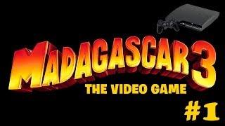 мадагаскар 3 видео на игру