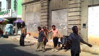 Street Party in Columbia || ViralHog