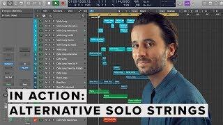 Baixar In Action: Alternative Solo Strings