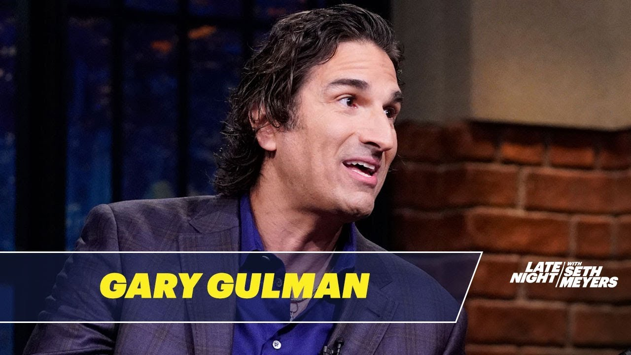 Gary Gulman's Wife, Mom and Therapist Were All in His Comedy Special