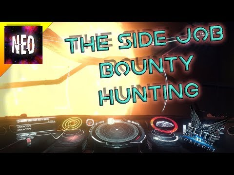The Side Job - Elite Bounty Hunting - High Rez Stock Sidewin