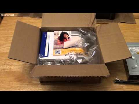 WD 6TB Purple HDD, Blu-Ray & HDDVD Drive, & Windows 8.1 Pro Unboxings