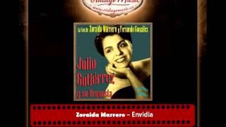 Orquesta de Julio Gutierrez & Zoraida Marrero – Envidia (Perlas Cubanas)