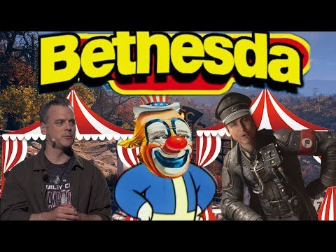 The Bethesda Circus: Fallout 76 to The Outer Worlds of Starfield thumbnail