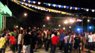 "Feats ""Broadband"" @ Sambiray Malay Grand Coronation Night 2011 Vol 004"