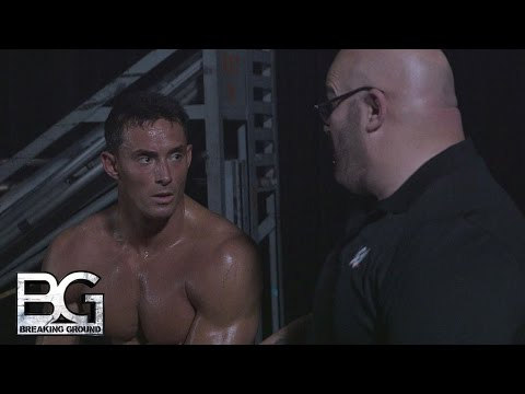 WWE Network: Tino Sabbatelli is forced to deal with the consequences: Breaking Ground, Dec. 21, 2015