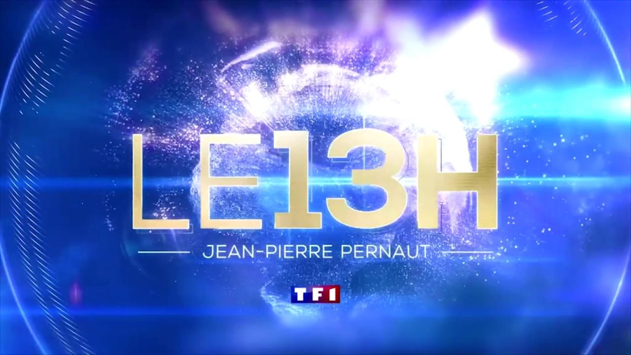 Nouveau générique JT 13h de TF1 - YouTube