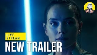 NEW TRAILER // Star Wars: Episode 9 - The Rise of Skywalker