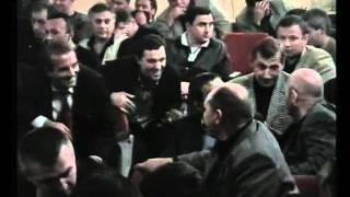Воровская сходка в Одессе: все воры в одном зале
