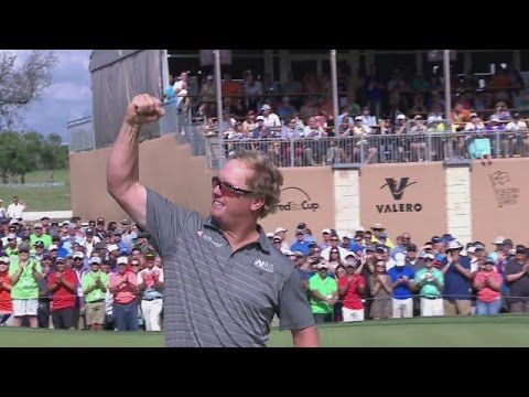 Highlights | Charley Hoffman's dramatic win at Valero