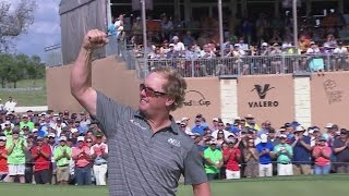 Highlights | Charley Hoffman's dramatic win at Valero