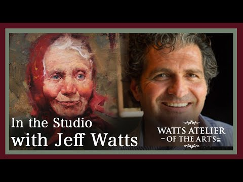 """""""In the Studio,"""" with Jeff Watts"""