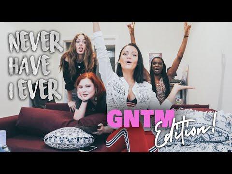 Never Have I Ever   GNTM Edition   Anna Amanatidou