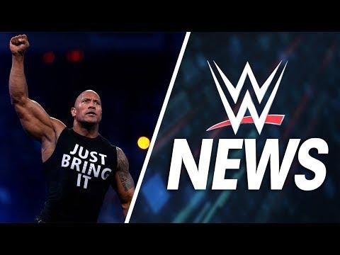 WWE NEWS - THE ROCK À WRESTLEMANIA 34 ? UNDERTAKER DE RETOUR ?