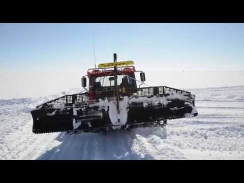 Halley Research Station Antarctica Winter 2015