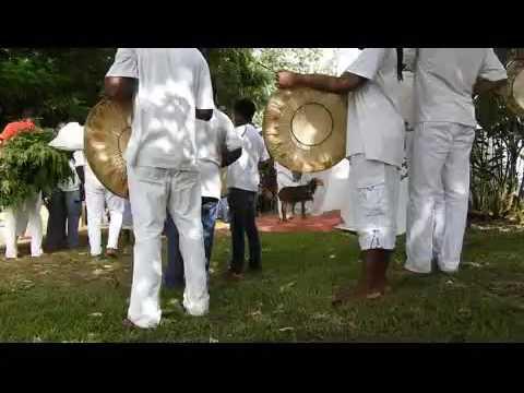 Fête Tamoule en Martinique