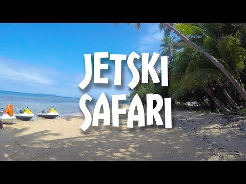 JETSKI SAFARI PACIFIC HARBOUR | FIJI | DAY 36