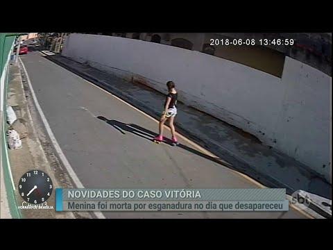 IML conclui laudo e aponta causa da morte da menina Vitória | Primeiro Impacto (22/06/18)
