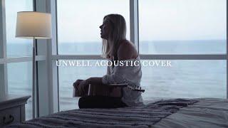 Taylor Acorn Unwell