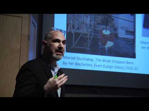 """Lecture by David Joselit:  """"Beyond Repetition: Marcel Duchamp's Readymades"""""""