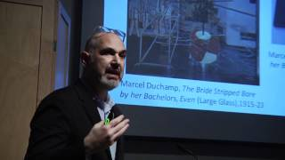 "Lecture by David Joselit:  ""Beyond Repetition: Marcel Duchamp"